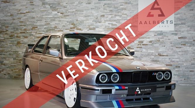BMW 3-Serie (M3 Clone) E30 (Steel Grey)