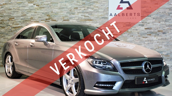 Mercedes-Benz CLS-klasse 350 CDI (AMG-Styling)