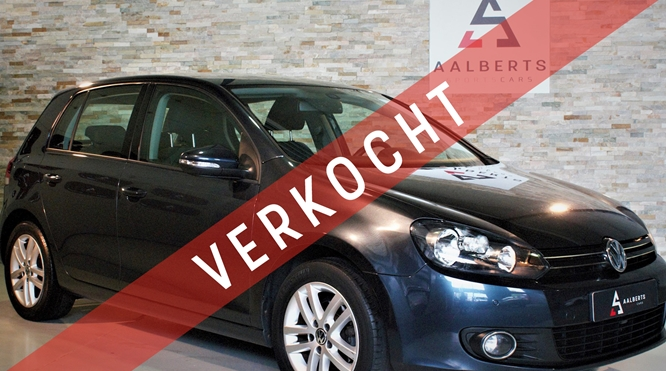 Volkswagen Golf VI 1.6 TDI Highline BlueMotion