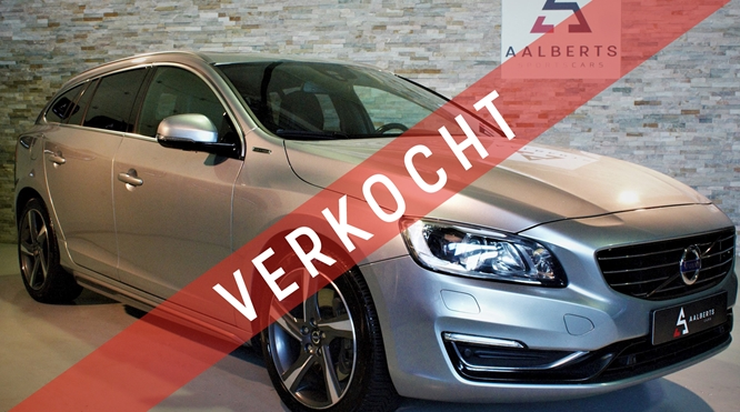 Volvo V60 2.4 D6 AWD Plug-In Hybrid Summum