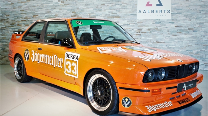 BMW 3-Serie (M3 Clone) E30 (Jagermeister) € 19.950,00