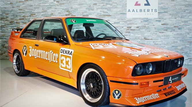 BMW 3-Serie (M3 Clone) E30 (Jagermeister)