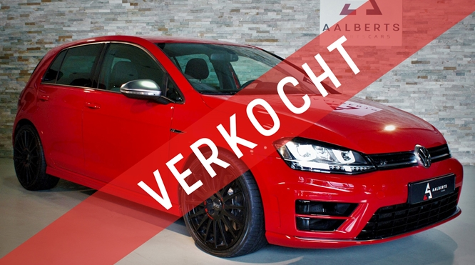 Volkswagen Golf VII 2.0 TSI R 4Motion