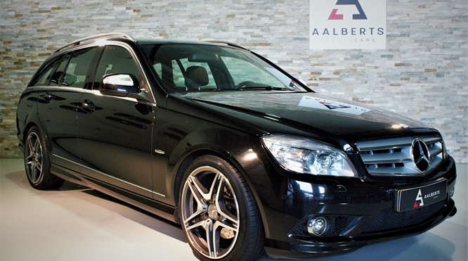 Mercedes-Benz C-klasse Estate 320 CDI (AMG Styling)