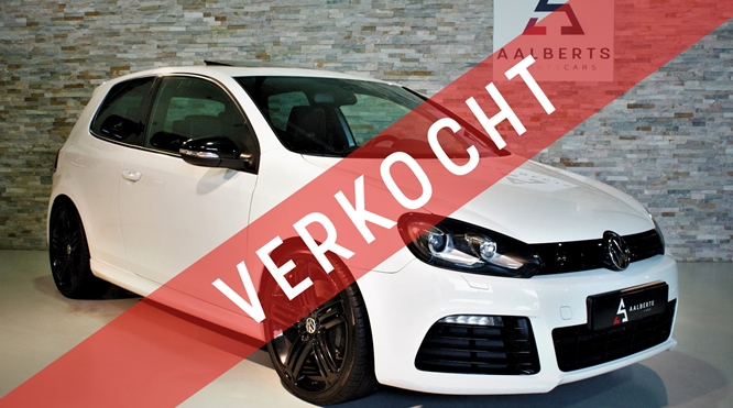 Volkswagen Golf VI 2.0 TSI R 4Motion