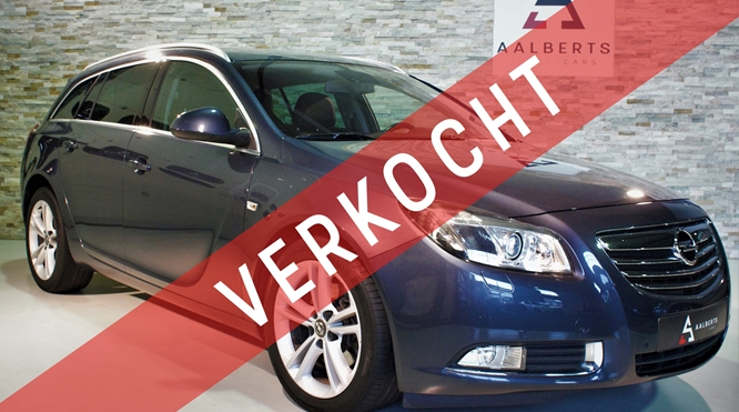 Opel Insignia Sports Tourer 2.0 Turbo Sport