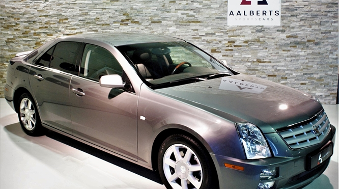 Cadillac STS 3.6 V6 Launch Edition € 9.950,00