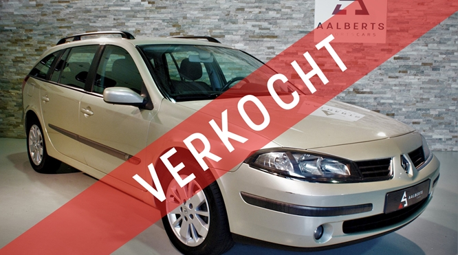 Renault Laguna Grand Tour 1.6-16V Expression