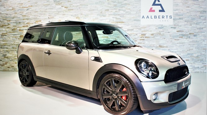 Mini Clubman 1.6 John Cooper Works