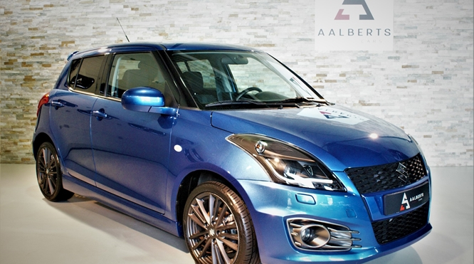 Suzuki Swift 1.6 Sport € 13.950,00