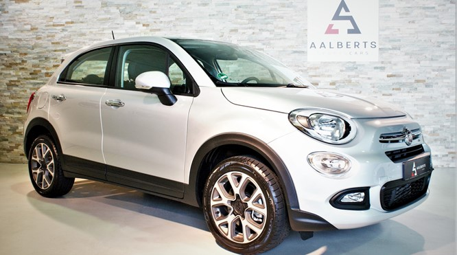 Fiat 500 X 1.4 Turbo Multi-Air Cross Plus