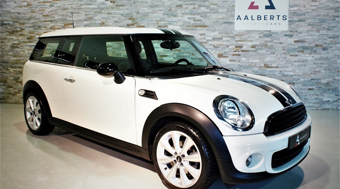 Mini Clubman 1.6 One Business Line € 11.950,00