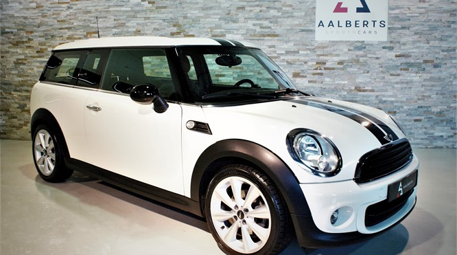 Mini Clubman 1.6 One Business Line