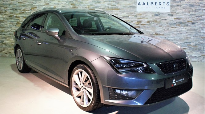Seat Leon ST 1.8 TSI FR Connect € 19.950,00